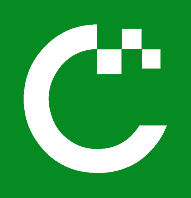 Cointree square logo primary extra space